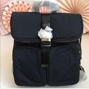 New Tumi Harley Convertible Backpack Tote 🚉✈️🛳
